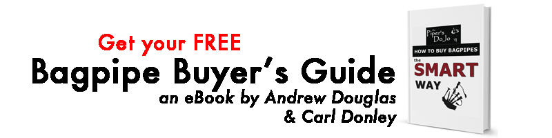 Free Bagpipe Buyer's Guide