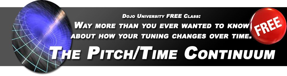 The Pitch-Time Continuum; How Your Chanter Tuning Changes as you Play