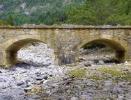 Old Rustic Bridge
