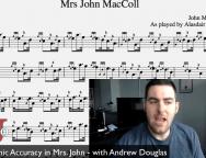 Andrew Mrs John