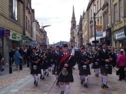 pipe band parade 2
