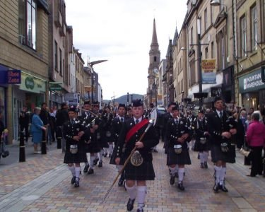 pipe band parade 2