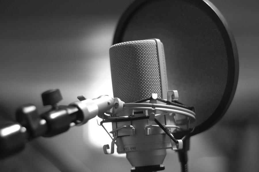 recording-mic