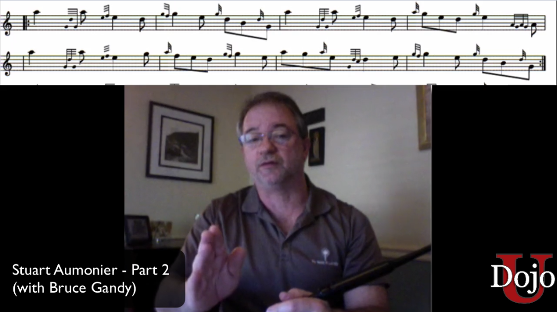 Stuart Amuonier - Part 2