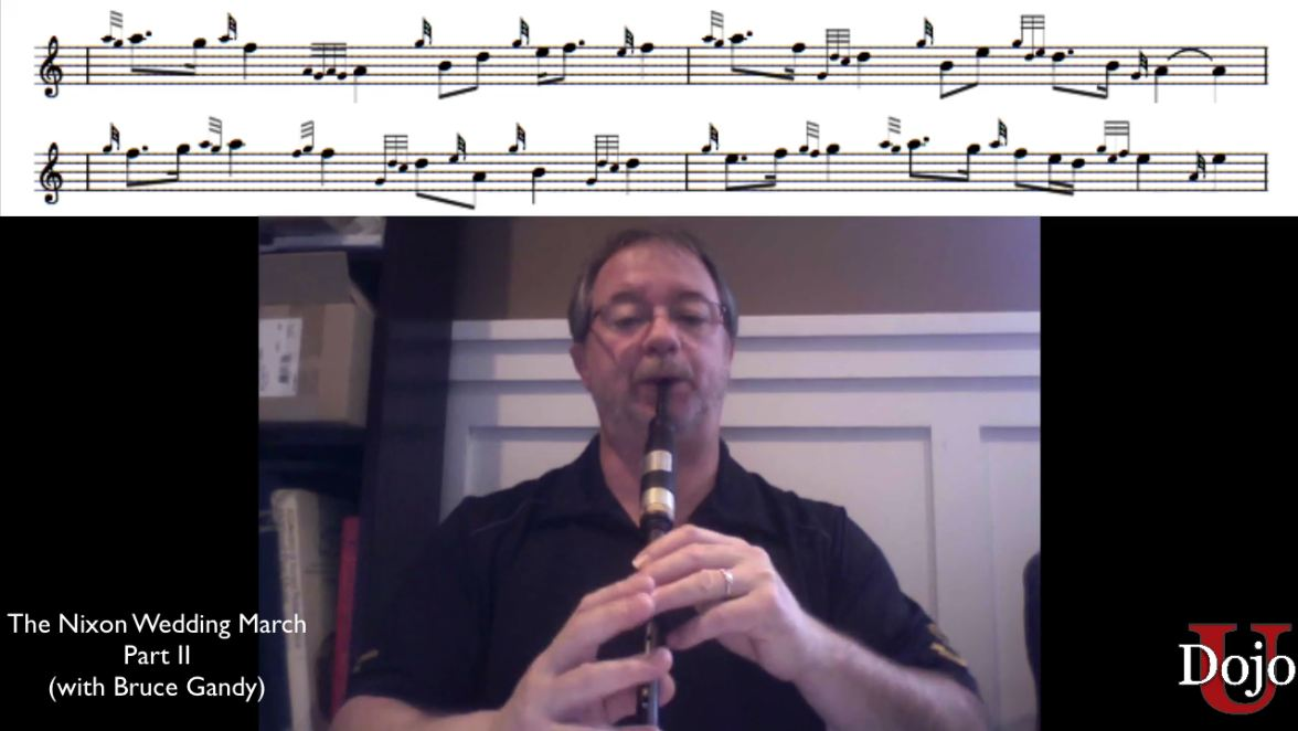 The Nixon Wedding Marh Part II