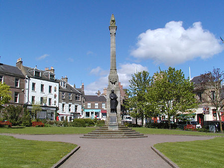 blairgowrie memorial