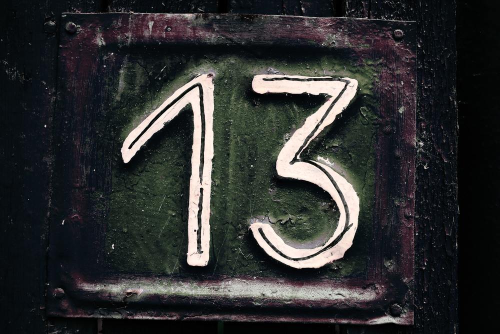 unlucky 13