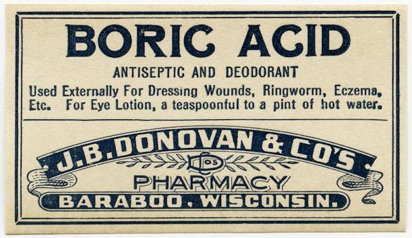 BoricAcid