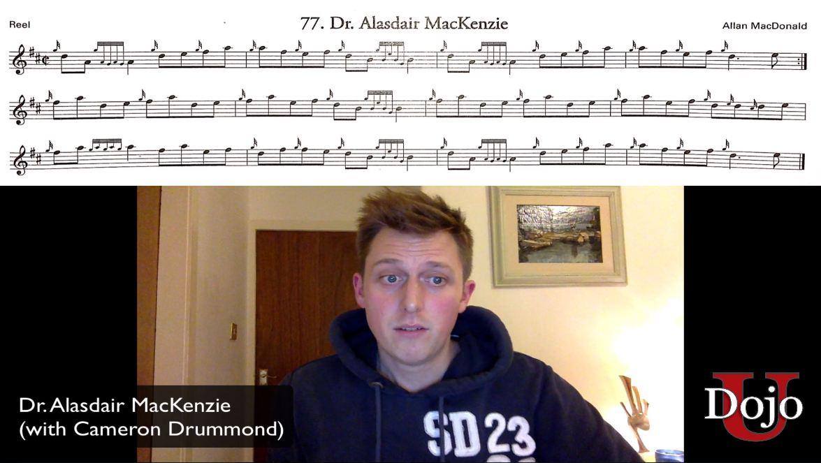 Dr. Alasdair MacKenzie