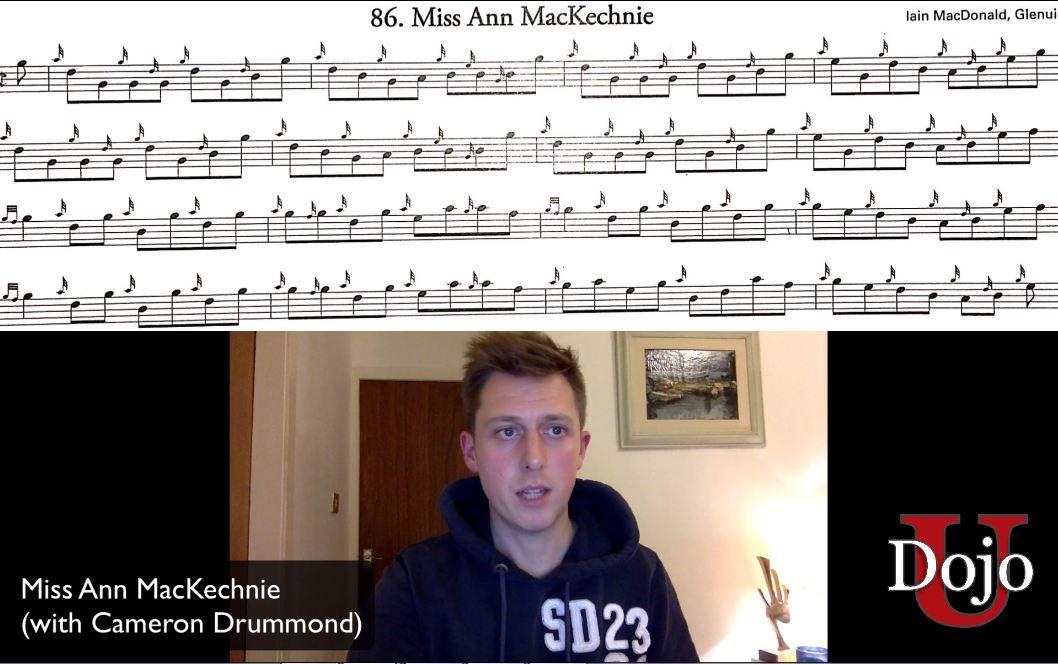Miss Ann MacKechnie