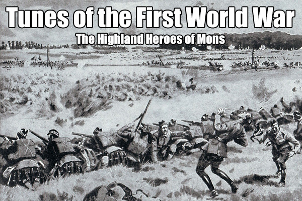 The Highland Heroes of Mons