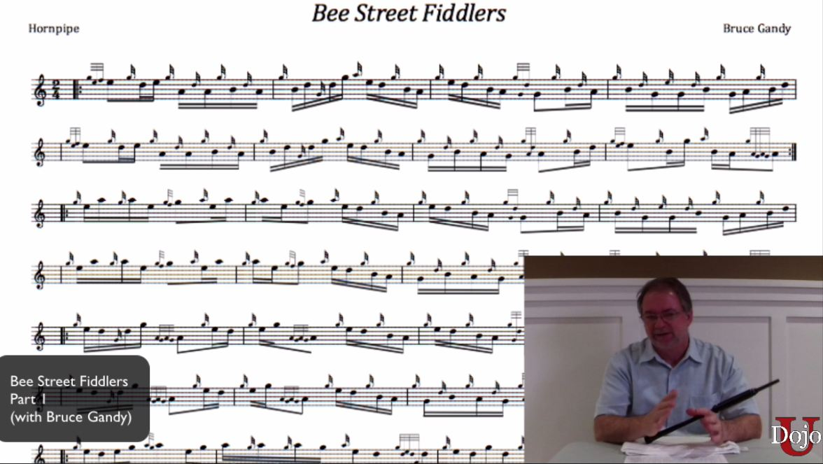 Bee St Fiddlers - Part 1