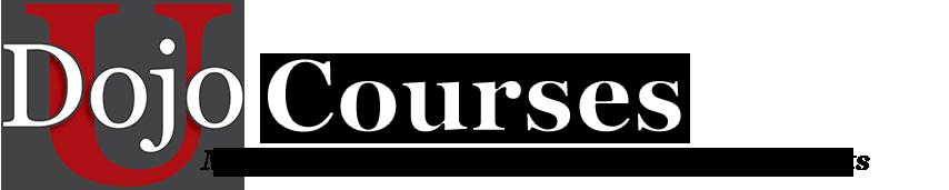 Dojo University Courses